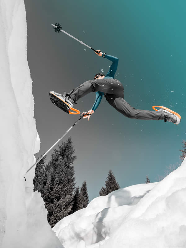 Activite EVVO SNow raquettes à neige