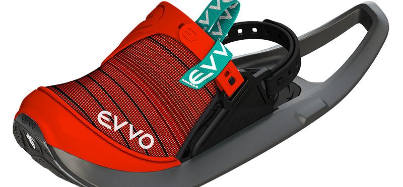EVVO-Snowshoe-RED