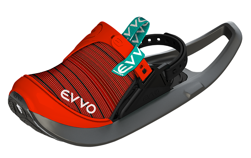 EVVO-Snowshoe-RED